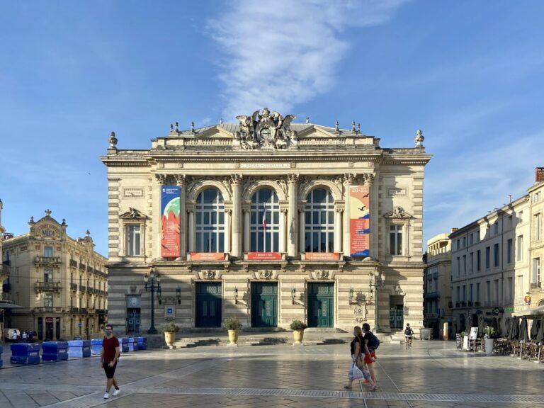 Montpellier's La Comédie