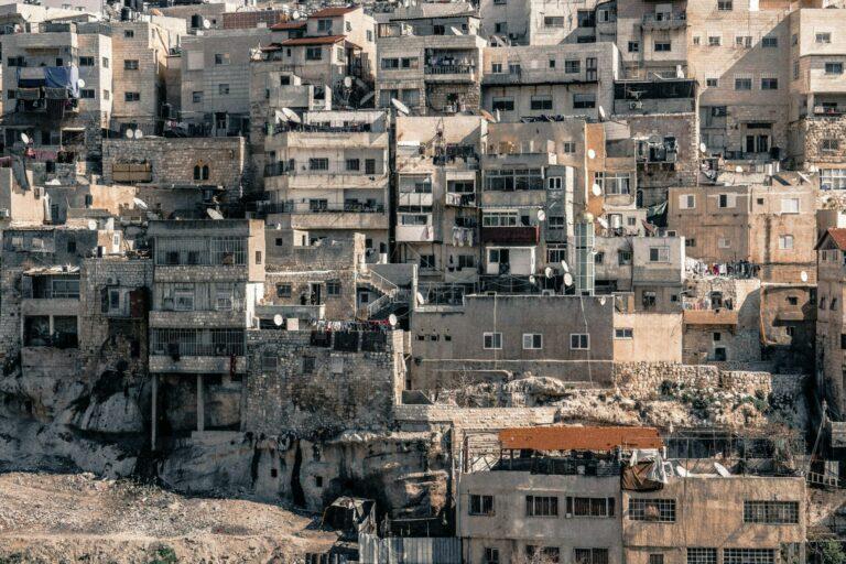 Philippe Talard in Palestine