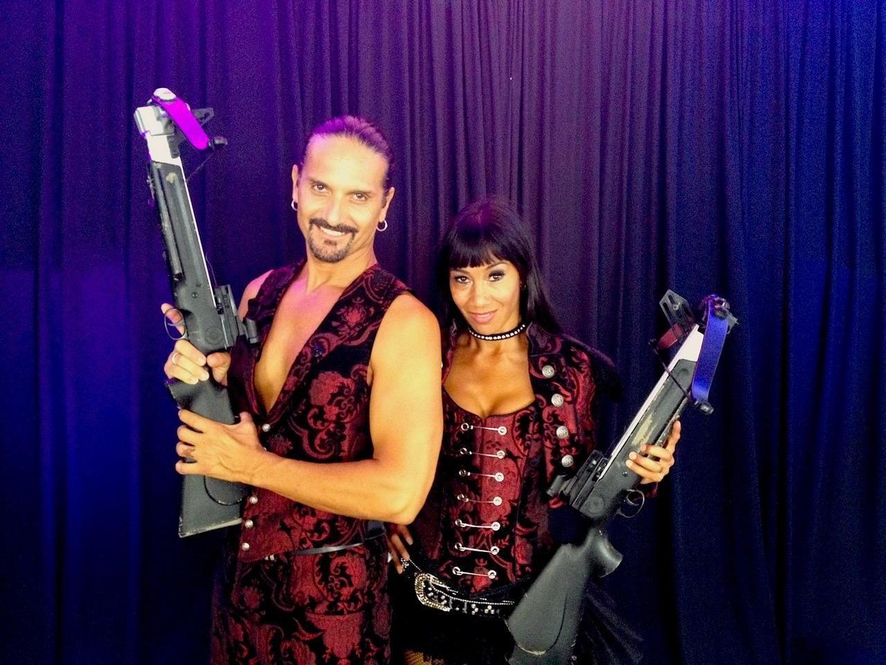Ottavio and Naomi