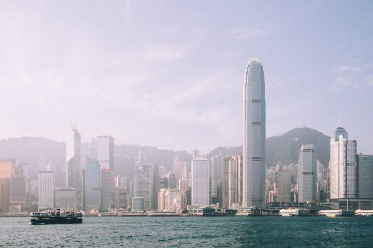Commuting to Hong Kong