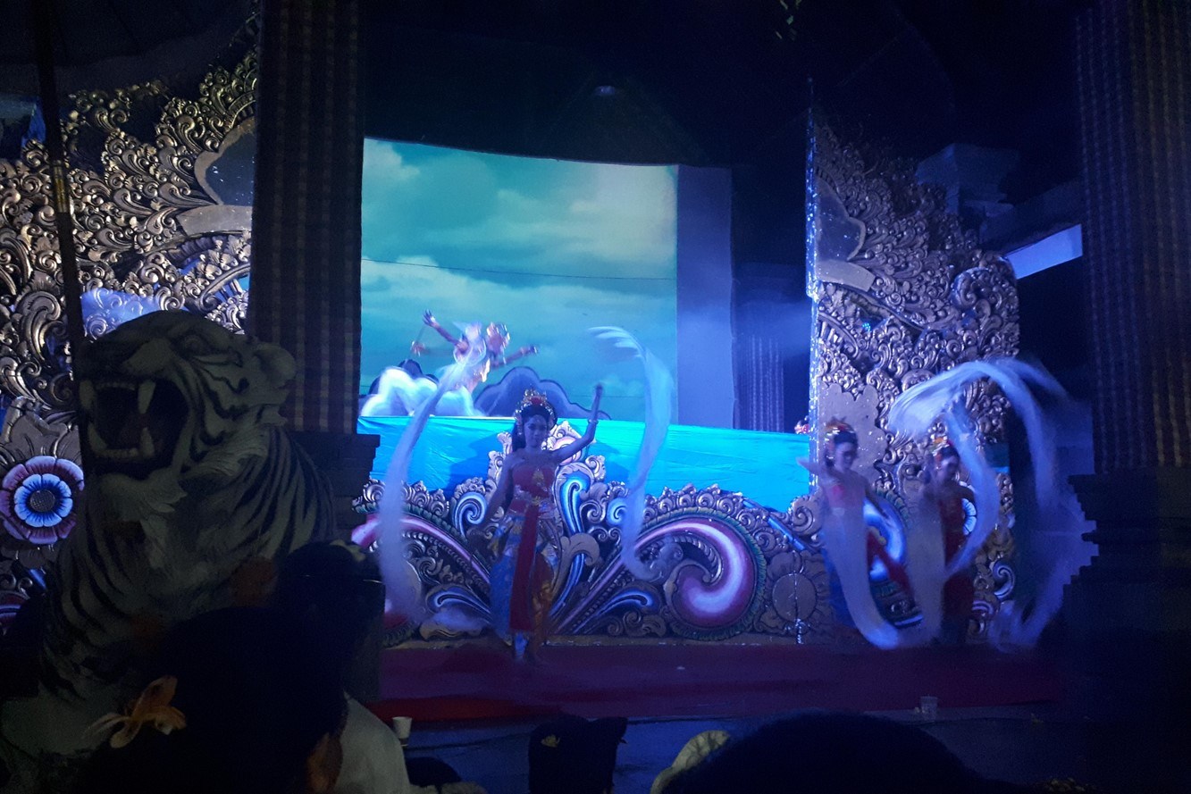 Balinese Performing Arts