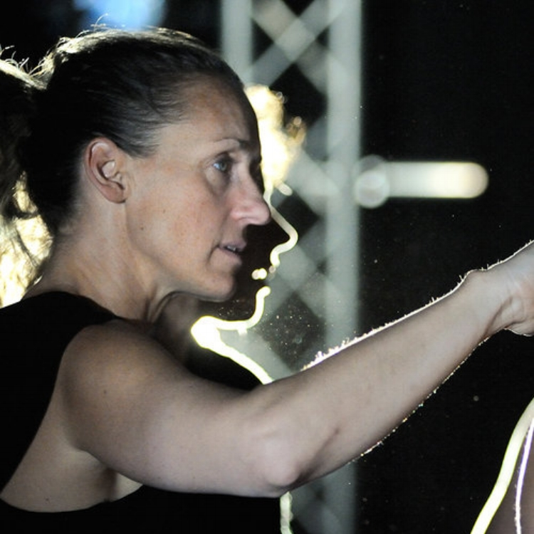 Abigail Yeates, Artistic Director at Centre du Creation and Anystage Creative