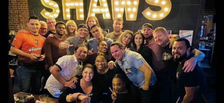 Shaw's Tavern Team