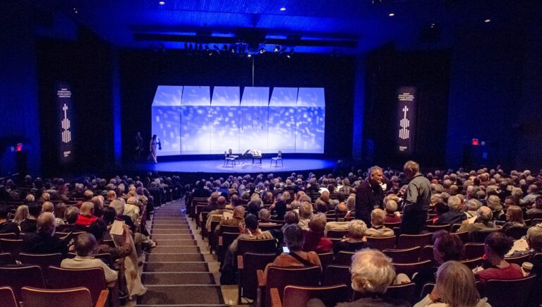 Banff Centre Harvie Theatre