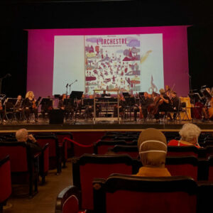 Searching For The Orchestra Around The World - a Concert Partage