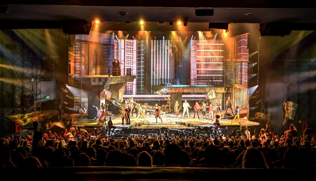 Biggest Musical in Mexico City