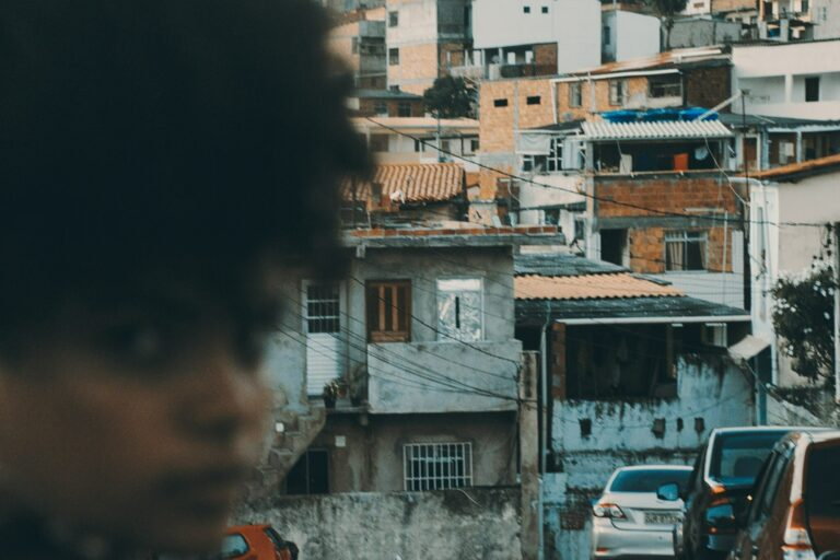 Favela work Phillipe Talard