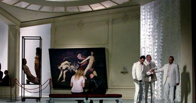Jan Freese Set Designer in Berlin Vienna Zurich and Paris