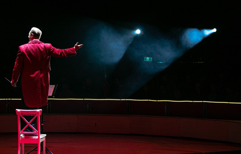 Greatest Showman Barnum Circus