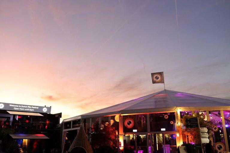 Sunset at ZFF 2019