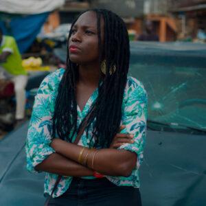 Meet Nigerian Film Maker Ema Edosio Deelen