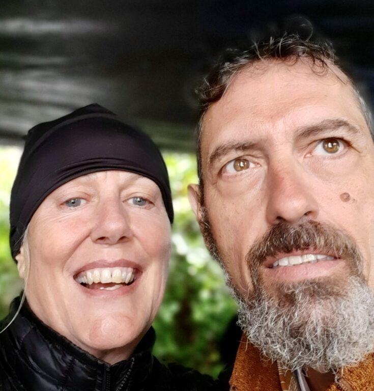 Matthew Flawn and Carolyn Walton