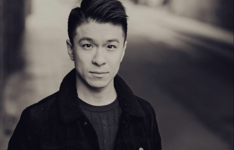 Actor, Director, and Lecturer in Hong Kong: Billy Sy