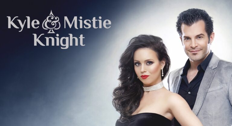 Kyle and Mistie Knight