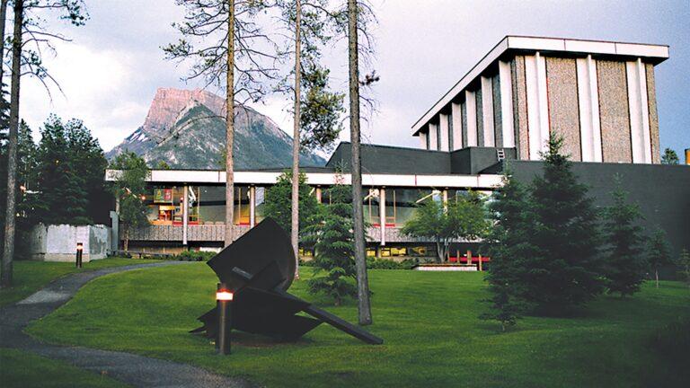 Banff Centre Eric Harvie