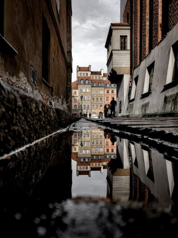 Tadeusz Kantor, Streets of Krakow