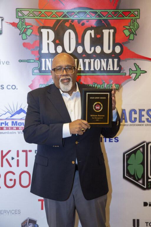 Roadies of Color United - Reeves