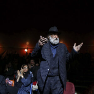 Khalil Oghab, the Father of Iranian Circus
