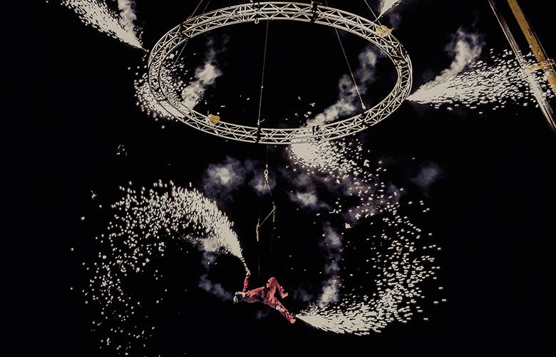 Acrobatic Rigger