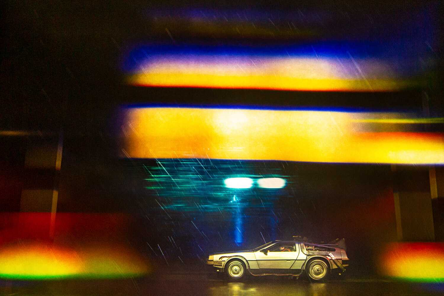 Back to the Future the Musical, © Sean Ebsworth Barnes