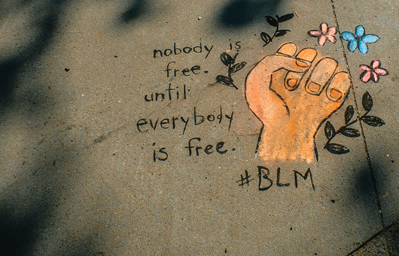 black lives matter in Spain