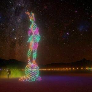 Burning Man Festival Goes Digital For 2020