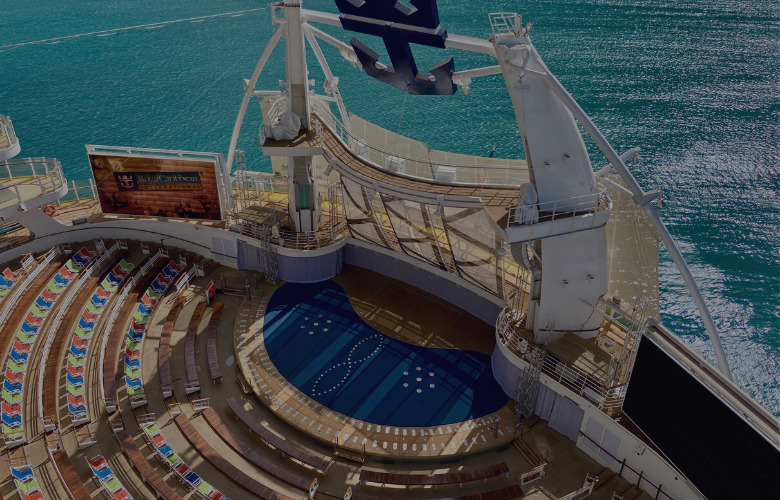 cruise ship stage management