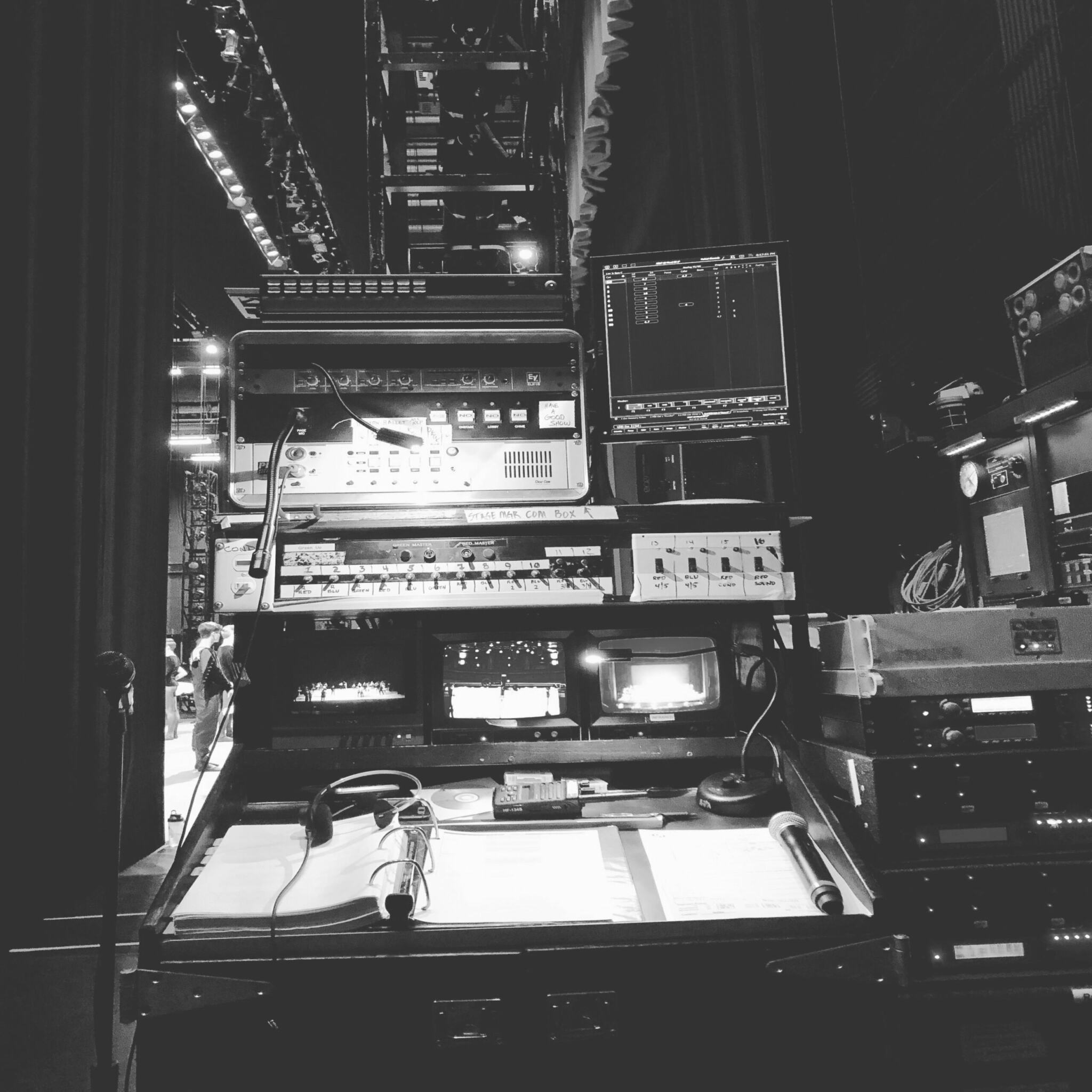 stage manager skills