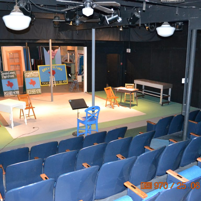 Community Theatre in Vermont