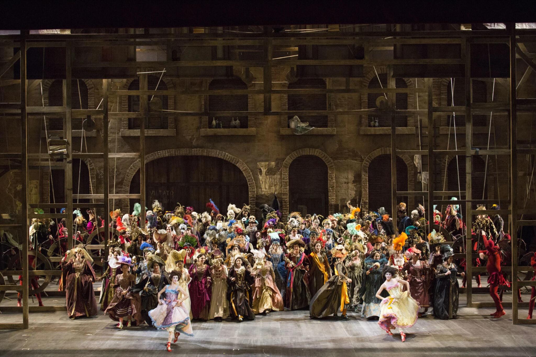 Ernani at La Scala 2018 Photo 2 Brescia e Amisano