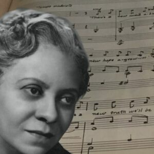 Florence Price Composer: Undiscovered Work Premieres