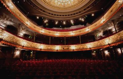 future of live theatre