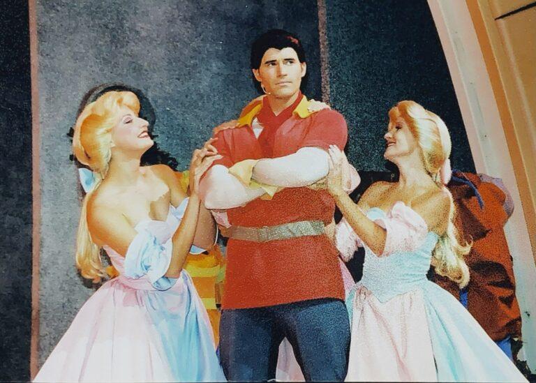 Patrick Oliver Jones as Gaston
