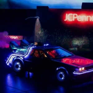 Great Scott! Back To The Future Musical To Open On The West End