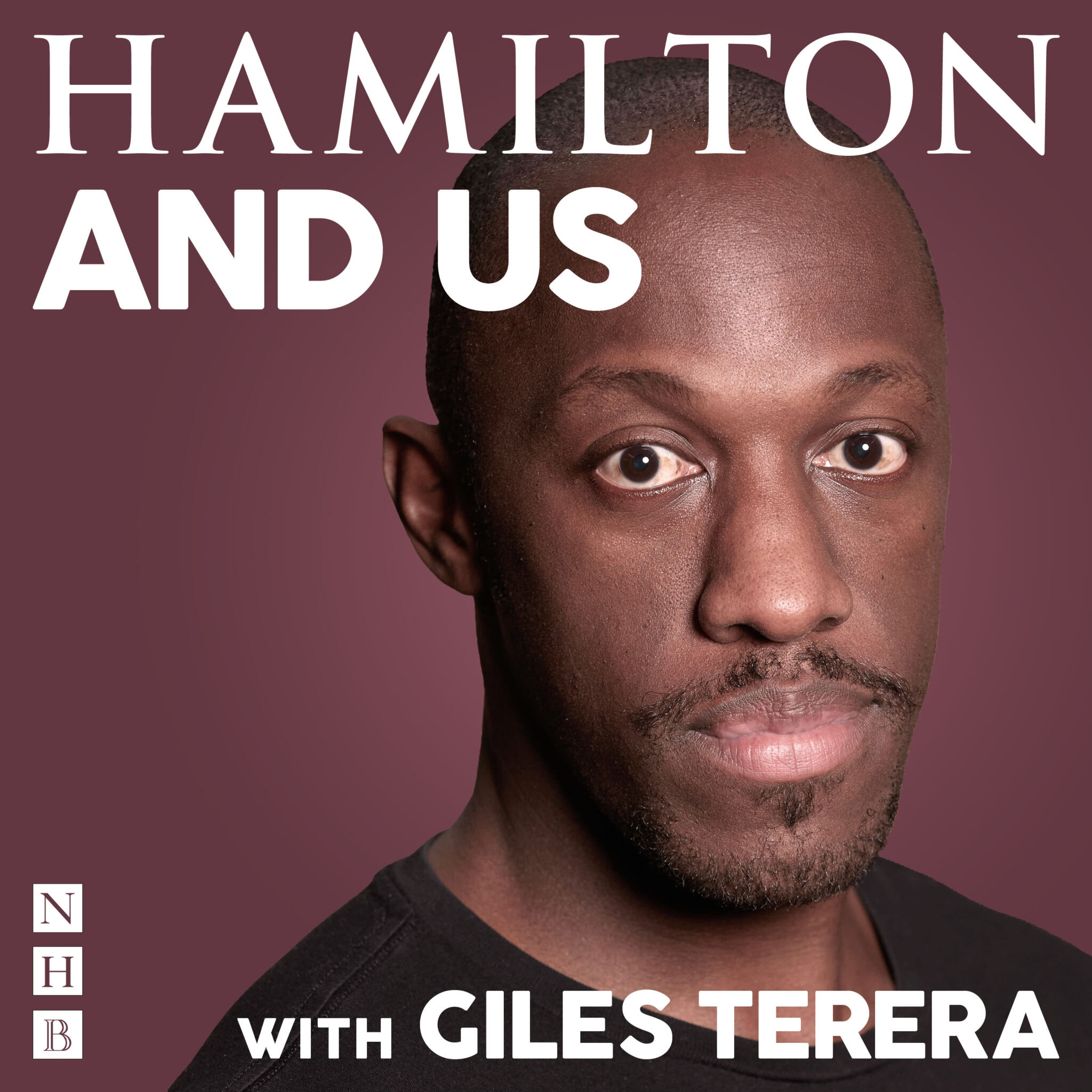 HAMILTONANDUS podcast artwork TheatreArtLife