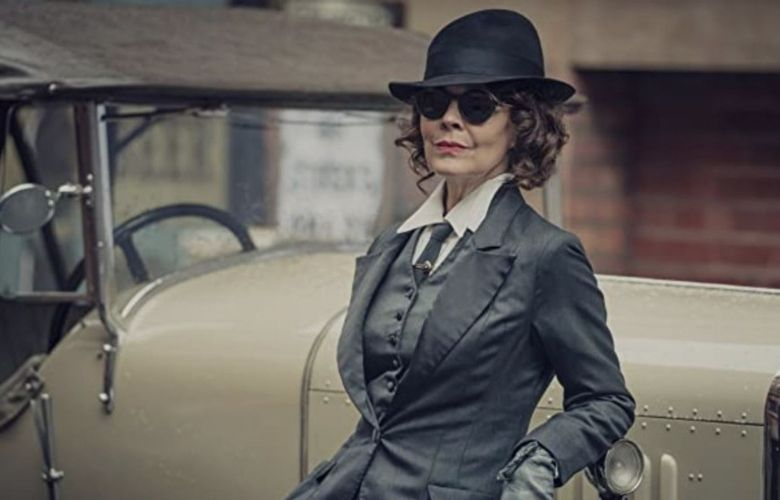 Helen McCrory_ A Tribute To Peaky Blinders Actress TheatreArtLife