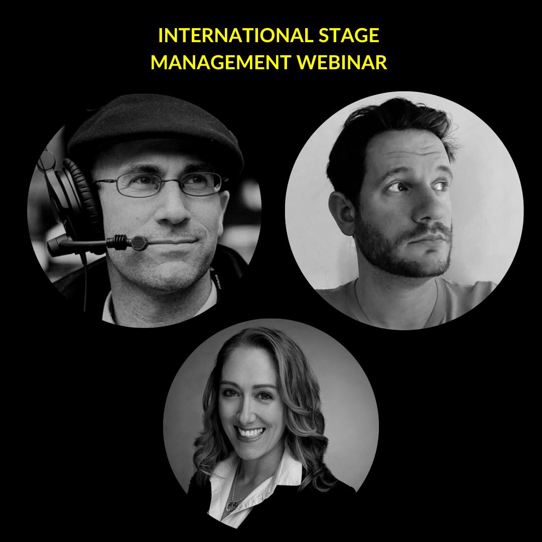 International Stage Management Webinar