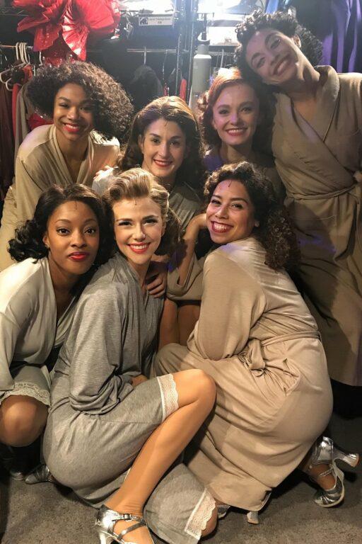 Women on Broadway