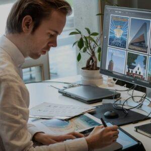 Jeffrey Steenbergen: Interview With An Entertainment Graphic Designer