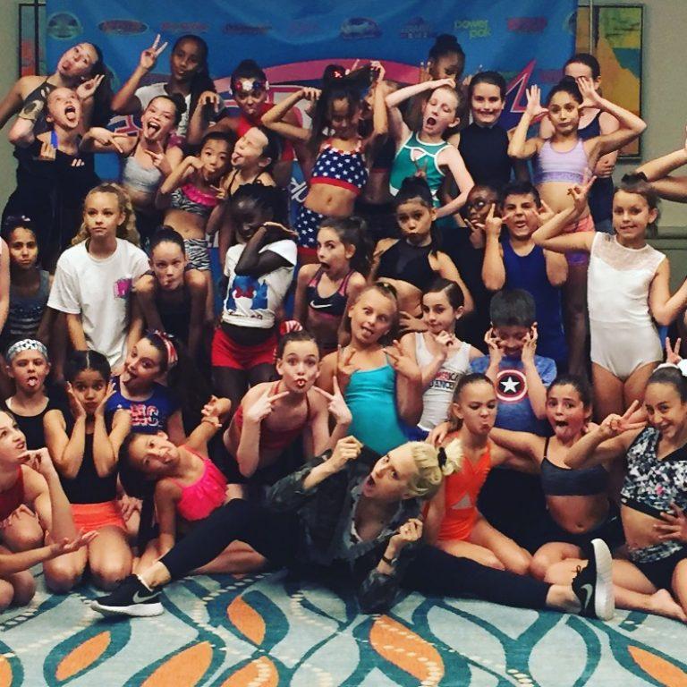 dance master classes