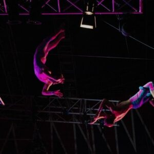 Jono Ayres Interview with a Bristol based Aerialist and Circus practitioner
