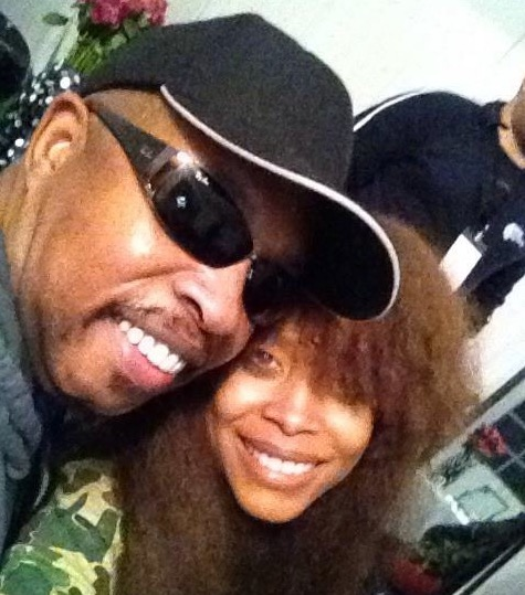 Kenneth Williams & Erykah Badu
