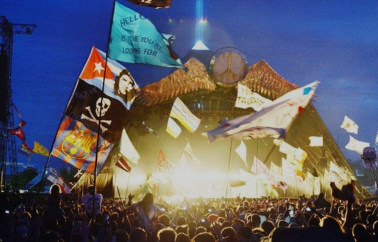 Live At Worthy Farm: Global Livestream Event From Glastonbury TheatreArtLife