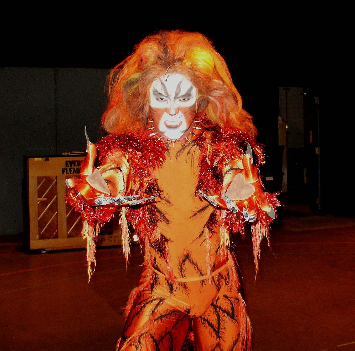 Macavity in CATS