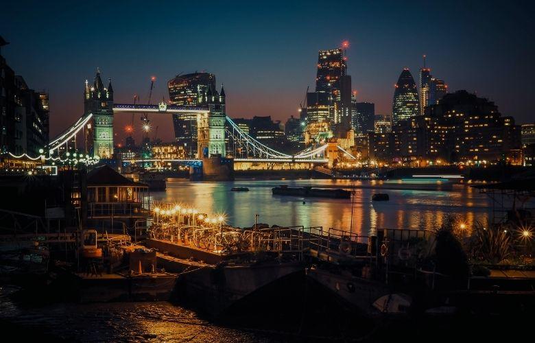 Mayor Of London Sadiq Khan Announces £5m Roadmap To Reopen City
