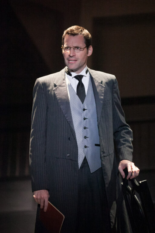 Patrick in Mary Poppins