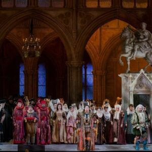 OA Interview: Verdi's Ernani To Premiere At Sydney Opera House