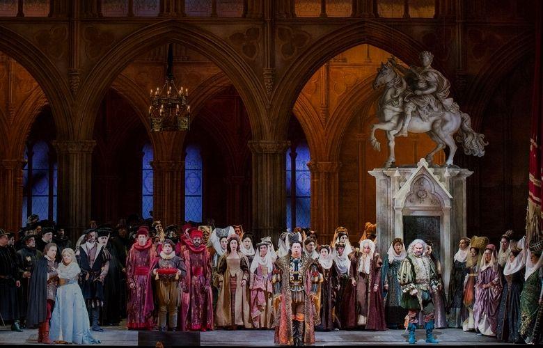 OA Interview: Verdi's Ernani To Premiere At Sydney Opera House