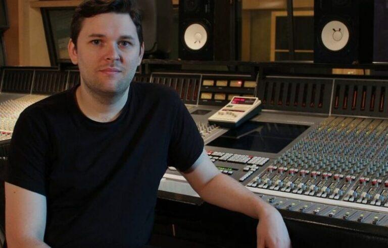 Peter Dowsett Music Producer