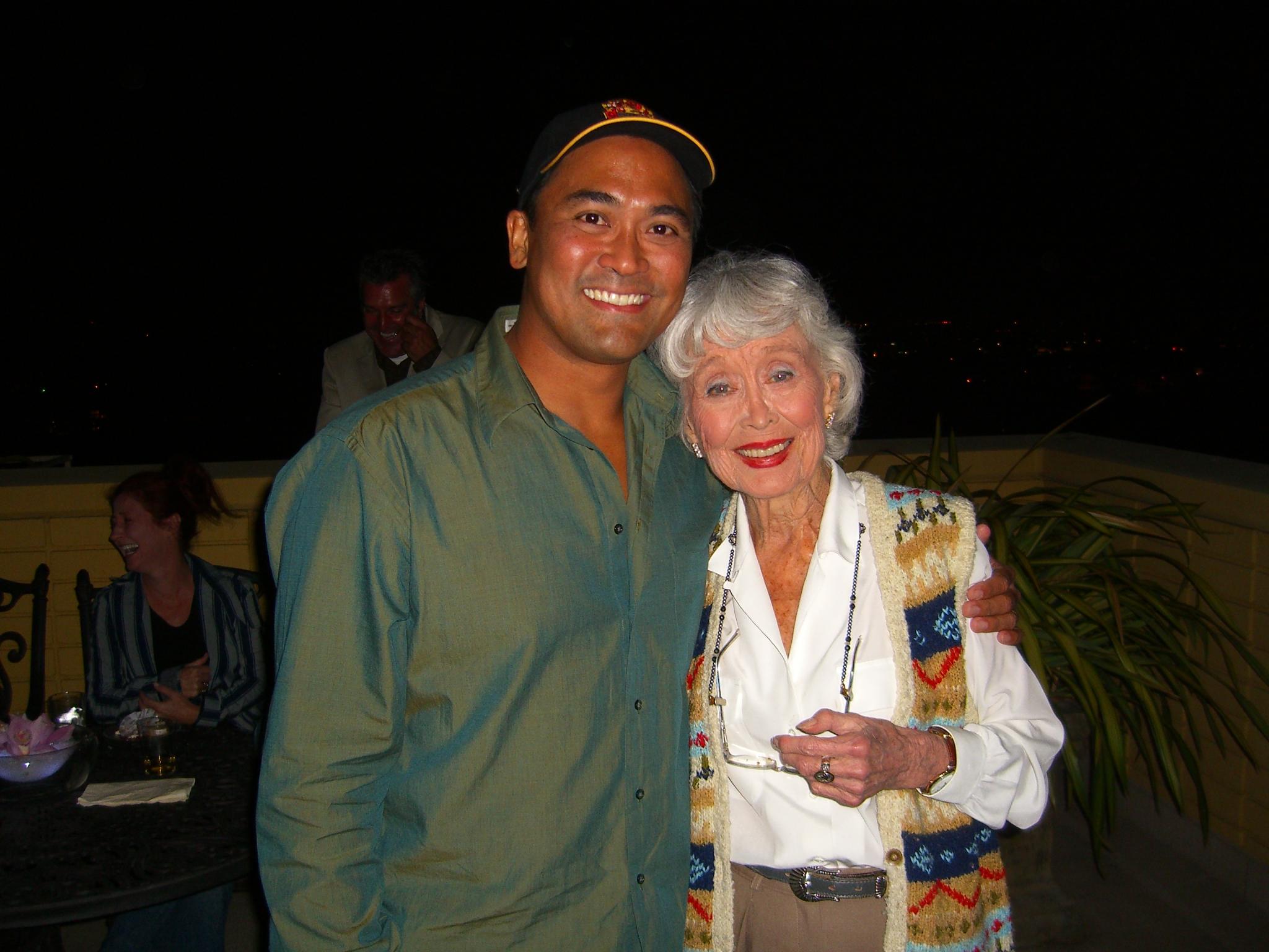 Ricky and Betty Garrett